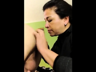 Beginner Blowjobs with Sexy Large Titted Brunettes